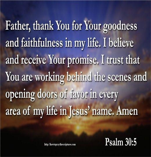 How To Pray Gods Promises