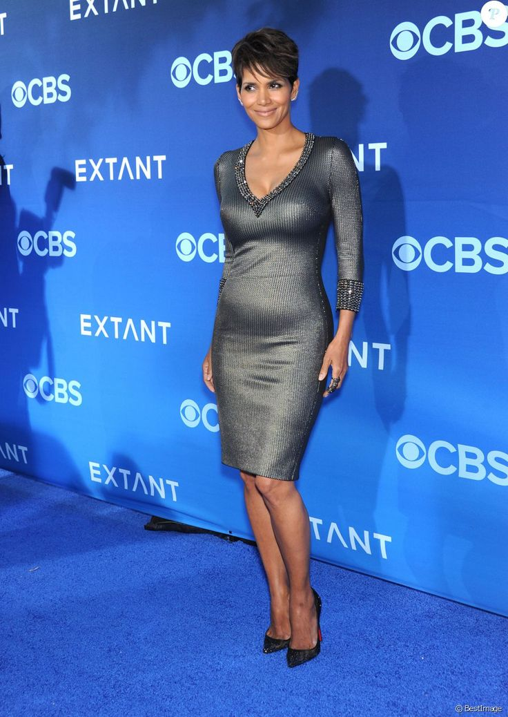 """Halle Berry - Première du film """"The Extant"""" à Los Angeles le 16 juin 2014"""