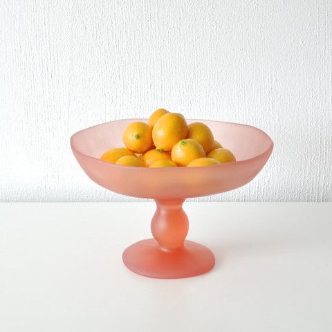 Large Pedestal Bowl - TINA FREY DESIGNS