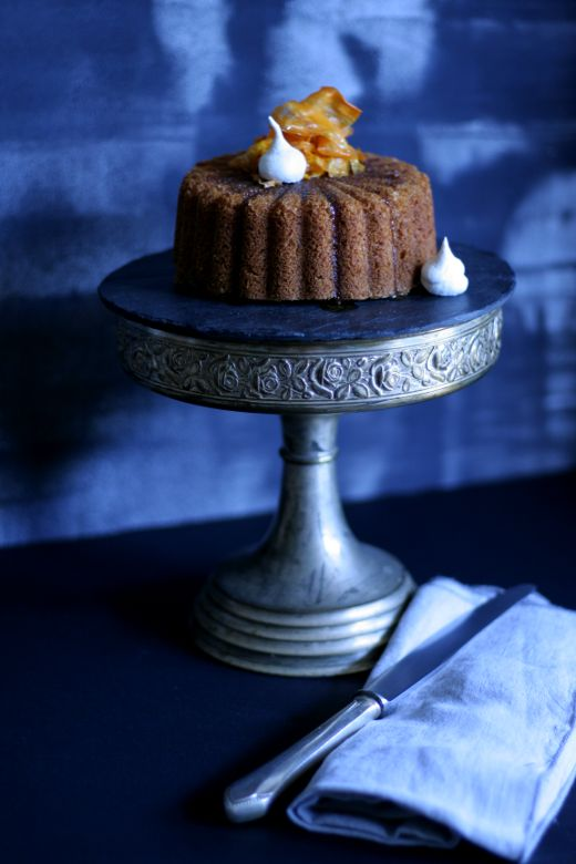 Favourite Caramelized Carrot Cake http://www.oktopusundzuckerguss.at/recipes/caramelized-carrot-cake/