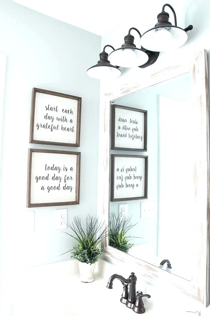 Lovely Bathroom Decor Wall For Wall Decor For Bathroom Typography Signs From Cast Off Art Bathroom Decor Wall Home Decor Home Decor Accessories Easy Home Decor