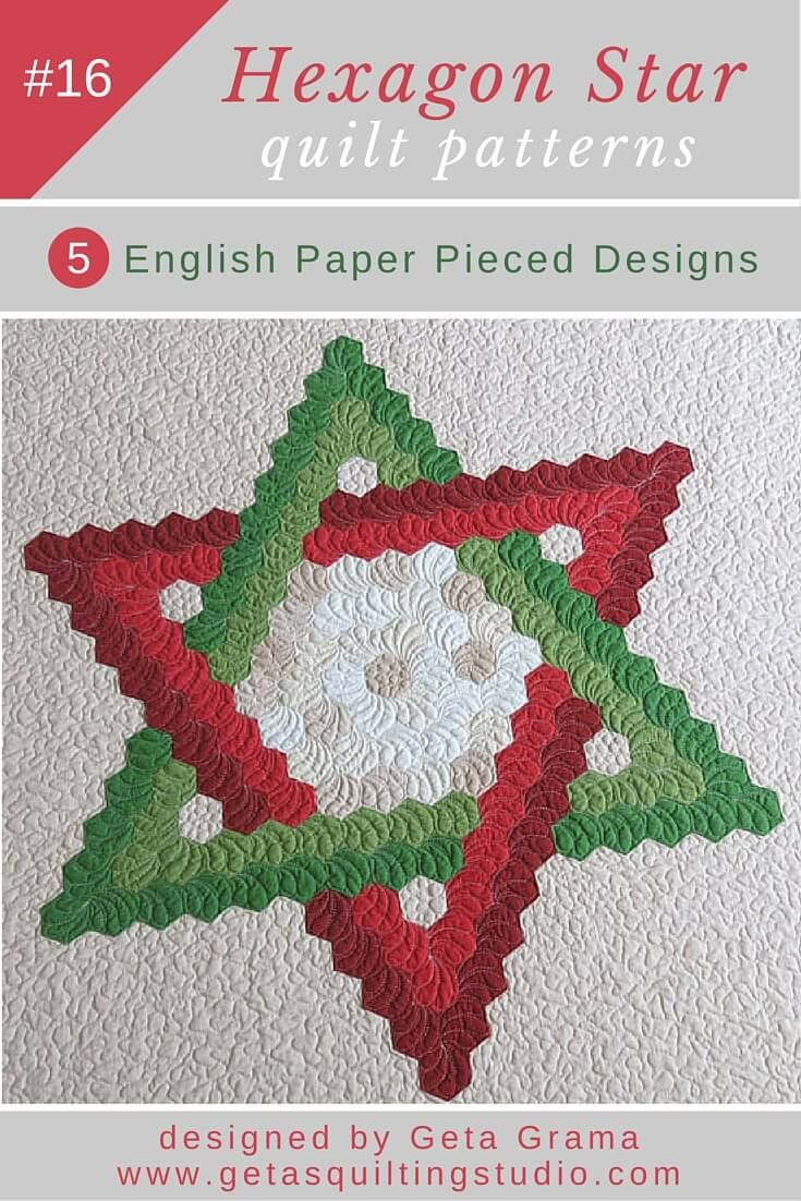 english paper piecing quilt patterns Hexie obsessed get your quilting fix on the go with part 3 of my english paper piecing tutorial series: the english paper piecing travel kit.