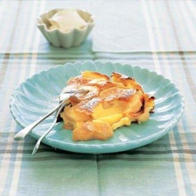 Taste Mag | Apple clafoutis @ http://taste.co.za/recipes/apple-clafoutis/
