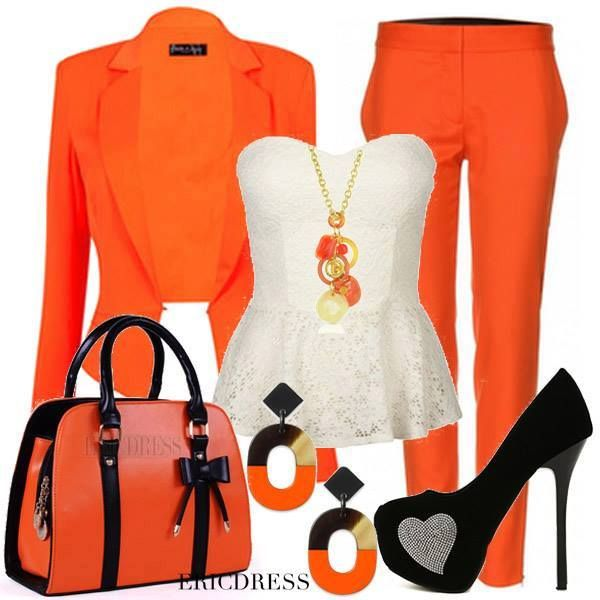 Naranjo | Outfit Formal Juvenil | Pinterest | Clothes Spring And Fashion