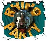 Rhino Party..........satirical party
