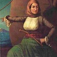 Blog 16 08/08/2015 Bouboulina: Heroine of the Greek War of Independence.