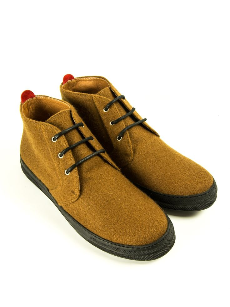 OSF11 Beat Shoe Pallas Ginger | Boots - Trainers - View All - New Season - View All New Season