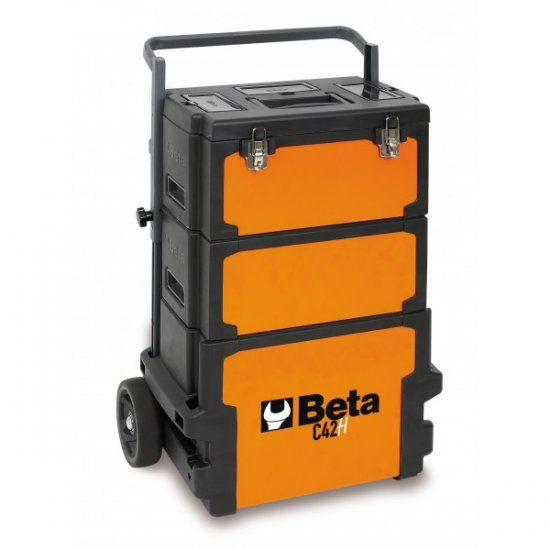 Trolley BETA C42H a tre moduli con 109 utensili 4200H VU/5