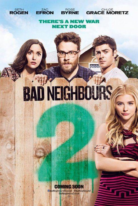 Bad Neighbors 2: Sorority Rising (2016) [14-05-2016]