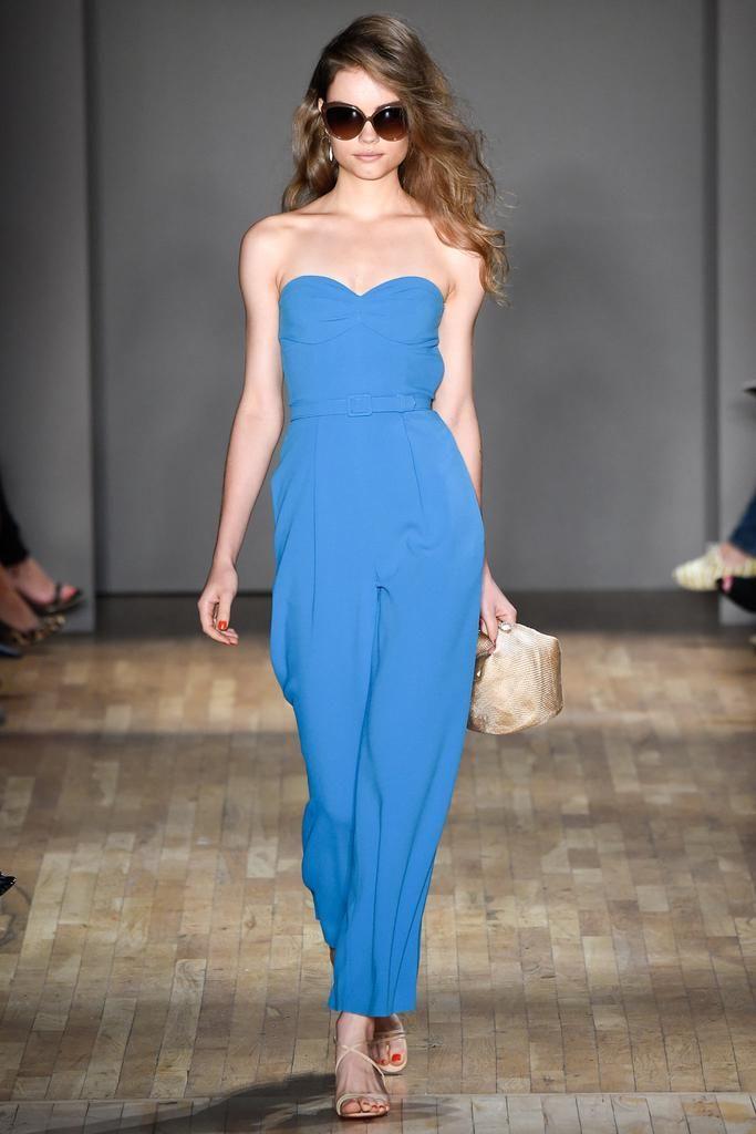 Jenny Packham Spring 2015 Ready-to-Wear