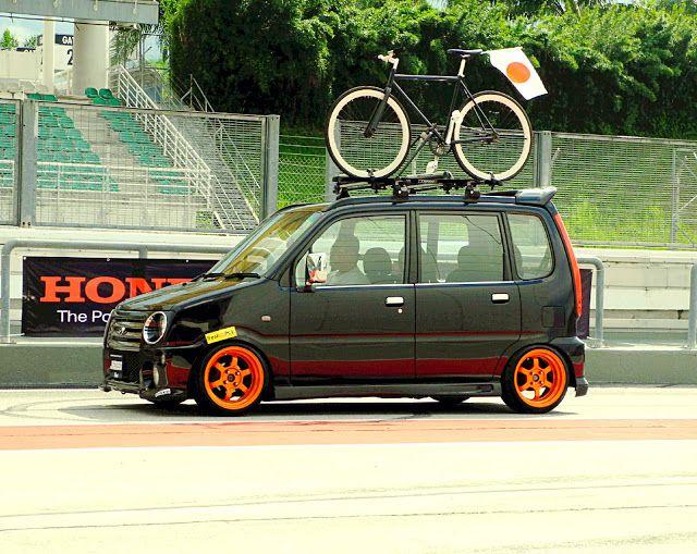 Show Me Modified Agila S Suzuki Wagon R S Retro Rides Dengan