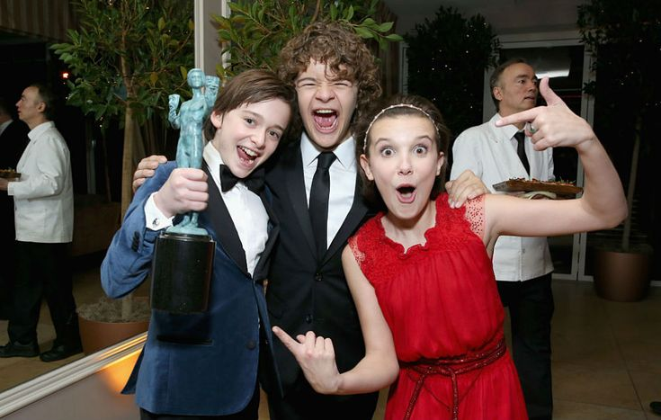 Could Stranger Things' Millie Bobby Brown be joining The Avengers: Infinity War?  Read more at http://www.nme.com/news/stranger-things-millie-bobby-brown-avengers-infinity-war-1979709#WvgK6TPHmSrtCVlQ.99