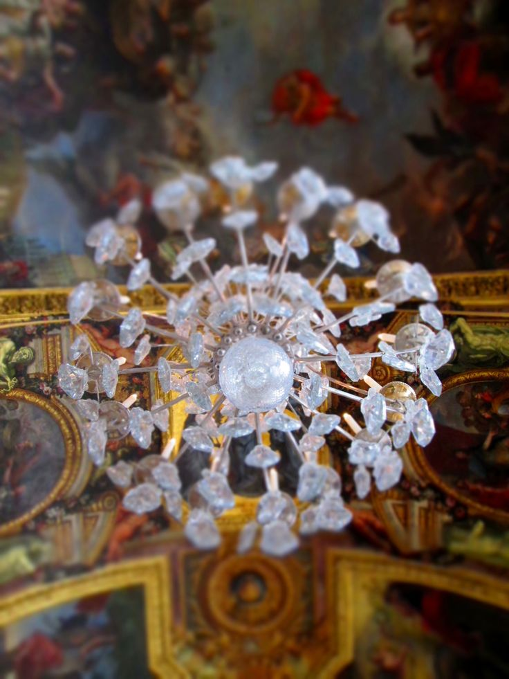 98 best hall of mirrors images on pinterest mirrors versailles chandelier in the hall of mirrors at the palace of versailles mozeypictures Gallery