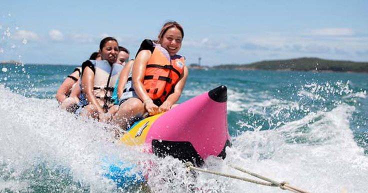 Bali Water sports or Bali Marine Sport activities is one of most popular attraction to enjoy water sports activities for tourists holiday in Bali. #baliwatersport #watersport #baliwatersportcenter