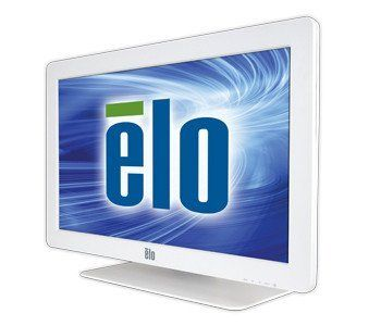 "Elo Touch E263686 2401LM Medical Grade IntelliTouch 24"" Desktop Touch Monitor, Speakers, WW Version, Anti Glare, IPX1 Rating, White. Active matrix TFT LCD. 24'' diagonal size. 16:9 aspect ratio. 1920 x 1080 resolution at 60 Hz. 16.7 million colors."