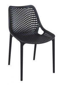 Krzesło - Siesta - Air - czarny 268zł