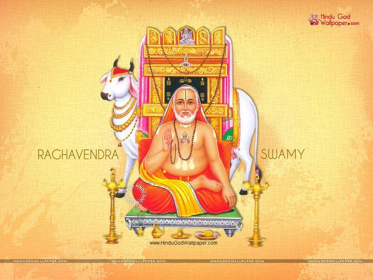 Sri Guru Raghavendra Swamy Wallpapers