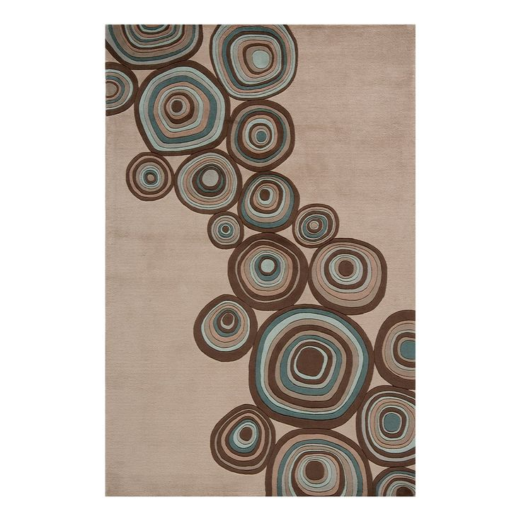 Have to have it. Momeni New wave NW120 Area Rug - Mushroom $279