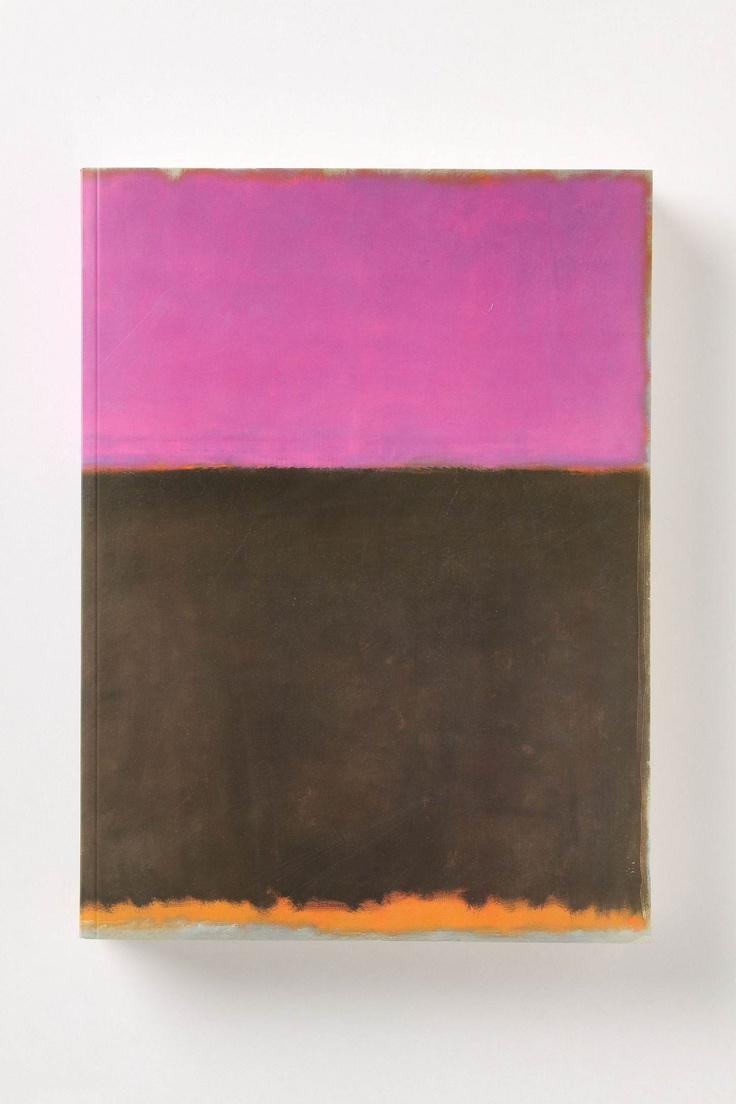 Have loved this for ages... no disrespect to mark rothko, may he RIP, but this design would make a great dress or throw.
