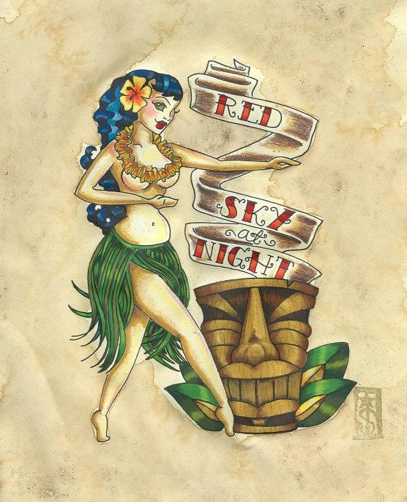 18 best tattoo flash art images on pinterest tattoo for Pin up tattoo flash