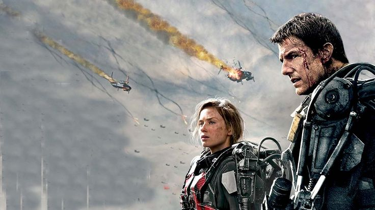 Edge of Tomorrow directed by Doug Liman - Movie Guide Me