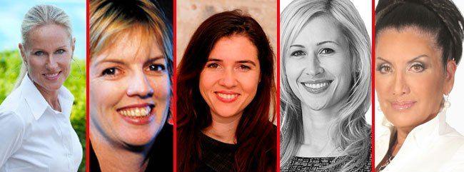 Career tips from 5 female leaders