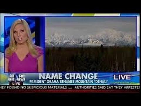 """Secret Message"" Behind Obama Changing Mountain's Name? (2015) - YouTube 10:30 Pub Sept 1, 2015 ... VERY INTERESTING. Bonus: Donald Trump and Hillary Clinton are RELATED? YEP!"
