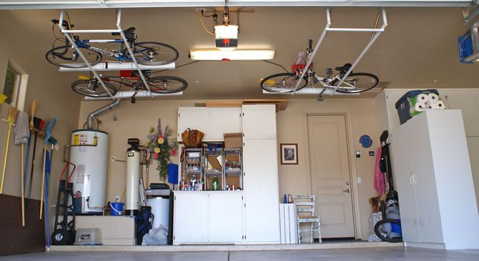 Garage Bike Storage Home Pinterest Bike Storage