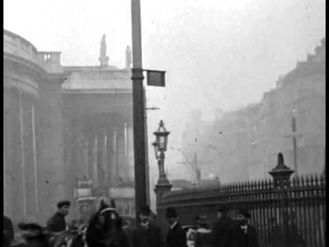 1902 Edwardian Dublin Very Rare Footage - YouTube