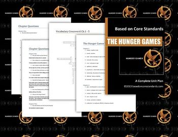 Hunger Games Trilogy Teaching Resources | Scholastic.com