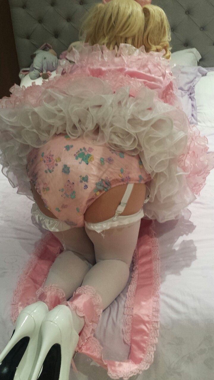 Adult baby cover diaper pants thanks