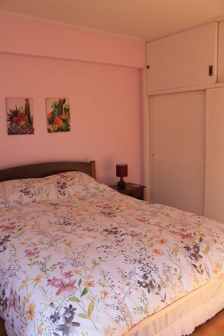 Habitación rosa 3 // Pink Bedroom 3
