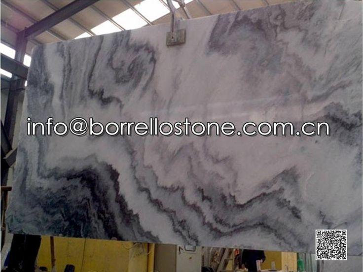 cloudy grey marble slab