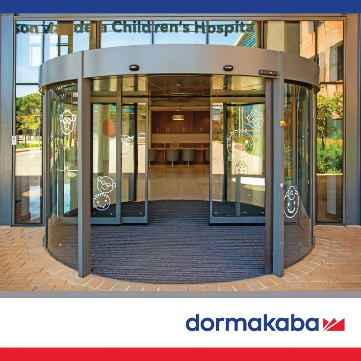The main entrance at Nelson Mandela Children's Hospital is fitted with our KTC 2 entrance system. The KTC 2 two-wing revolving door system offers plenty of scope for architectural creativity. Thanks to the variability of its design and a broad selection of surface finishes, it will enhance the entrance of any building, giving it both uniqueness and style. Easy to operate and suited to the requirements of wheelchair users, the KTC 2 also raises accessibility and convenience to a new level.