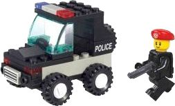Sluban Военная полиция Джип