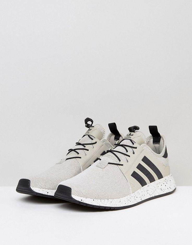 adidas Originals X_PLR Sneakers In Beige BY9255 - Beige