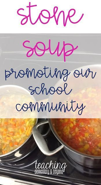 See how we build community and increase parent involvement by inviting parents to come to our class for some stone soup!