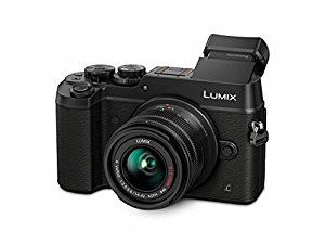 Panasonic Lumix DMC-GX8KEB-K Compact System Camera (20.3 MP, 14-42 mm Lens) - Black