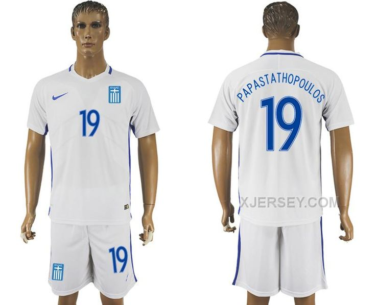 http://www.xjersey.com/201617-greece-19-papastathopoulos-home-soccer-jersey.html 2016-17 GREECE 19 PAPASTATHOPOULOS HOME SOCCER JERSEY Only $35.00 , Free Shipping!