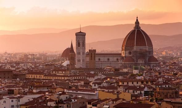 Brunelleschi's Dome, Florence, Italy