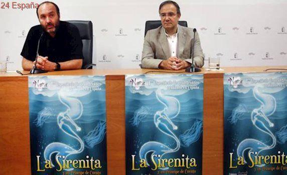 «La sirenita y el príncipe de cuento» recorre Castilla-La Mancha