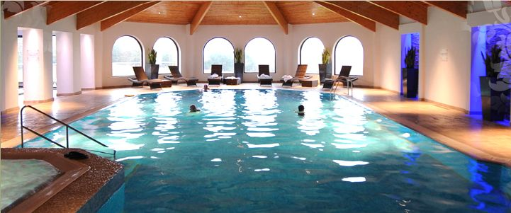 Take a dip into tranquillity at Bryn Meadows Golf, Hotel & Spa
