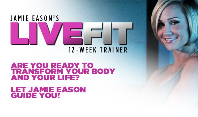 The LiveFit trainer is a simple 3-phase program for transforming your body and your life in 12 short weeks. Cant wait to see my results! keeping positive and looking forward!=)