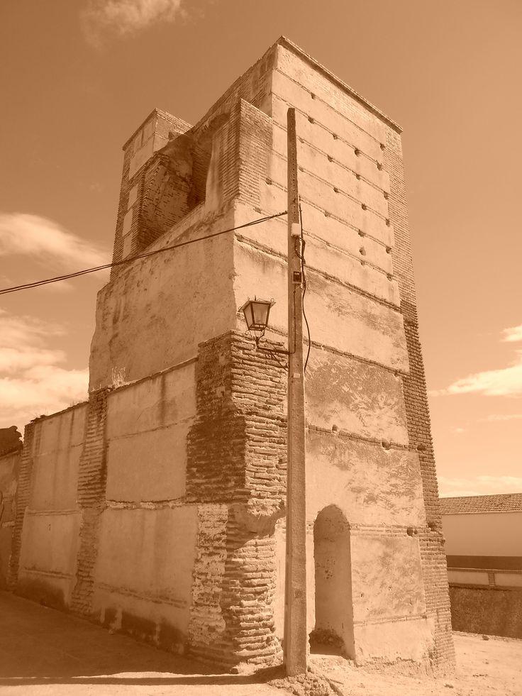 Torre cercana a la Puerta de Peñaranda.