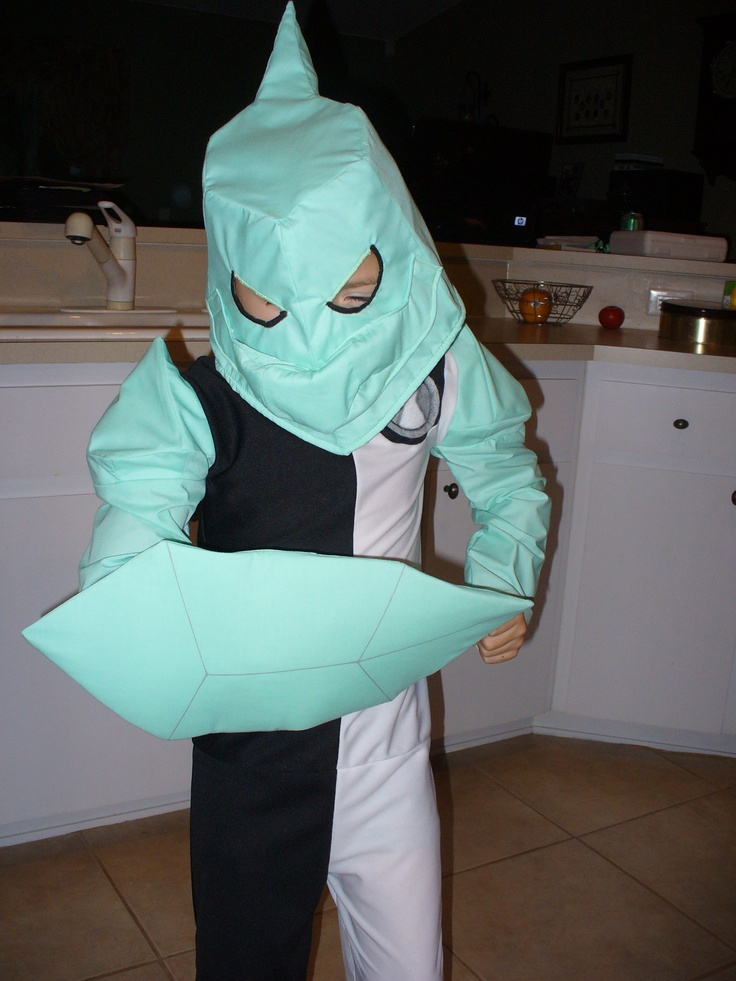 Ben 10 Diamondhead Costume Costumes I Made Pinterest