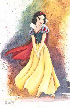 Snow White by Michelle St. Laurent
