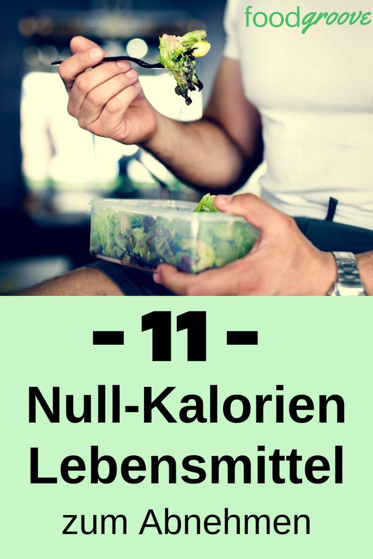 Diät 0 Kalorien