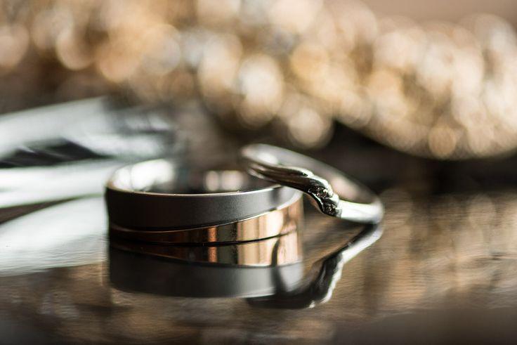 Christina Lake B.C wedding rings, Melina Black Photography