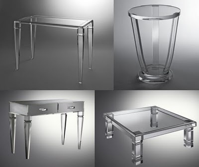 Lucite Tables