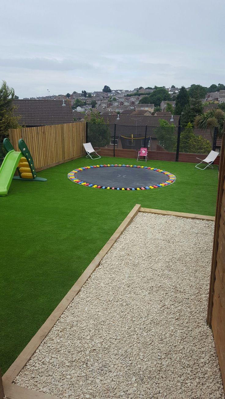 Garden Design With Trampoline best 25+ sunken trampoline ideas on pinterest | trampoline house